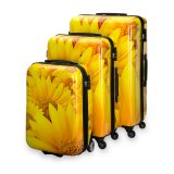SuitSuit Trolley 3er-Set Sunflower
